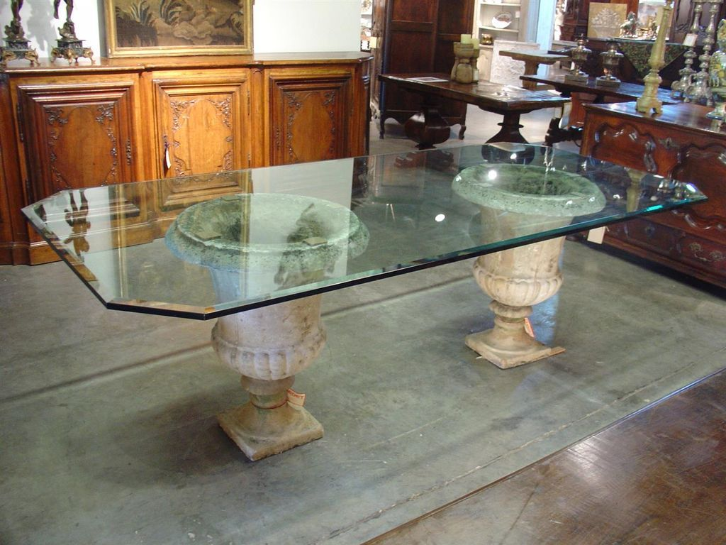 Why To Replace Old Table With A Glass Table Top Glass 4 Homes