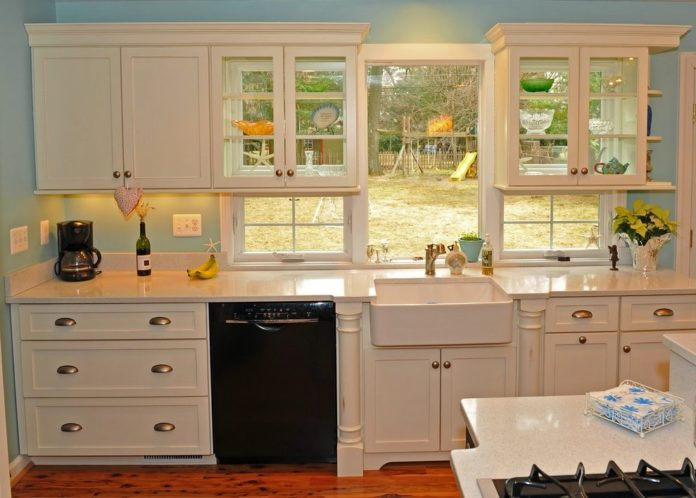 double sided kitchen cabinets mirror amp glass cabinets glass 4 homes 15030