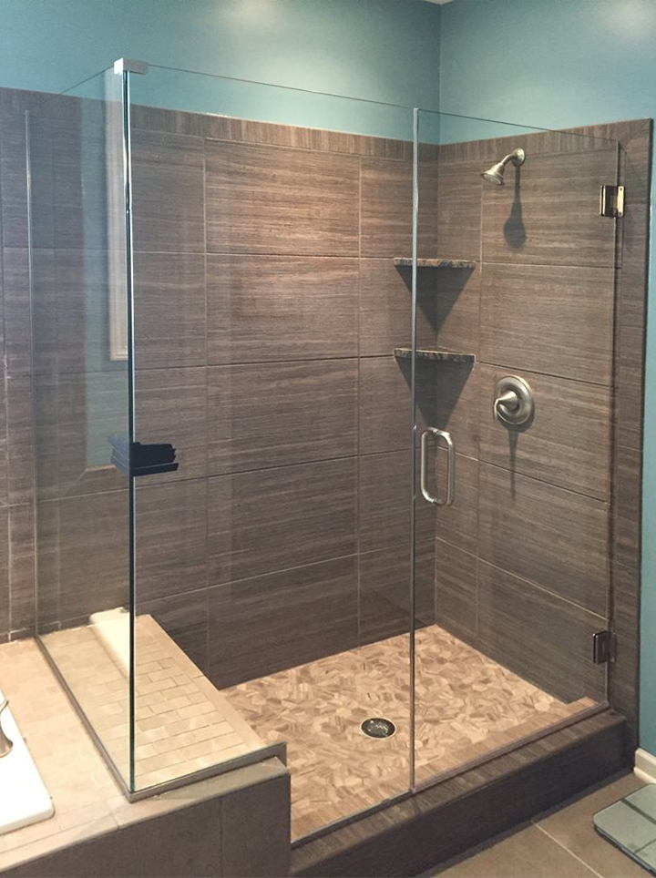 Why The Frameless Bypass Shower Door Should Be Considered For