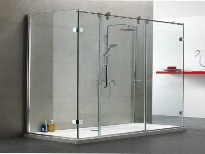 Illuminate your bathroom using the fixed panel shower door glass illuminate your bathroom using the fixed panel shower door glass 4 homes planetlyrics Images
