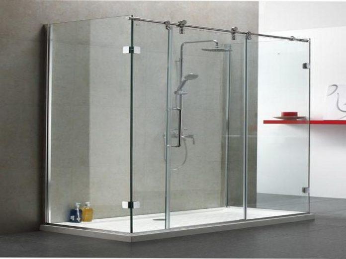 Fixed Shower Doors Gl 4 Homes