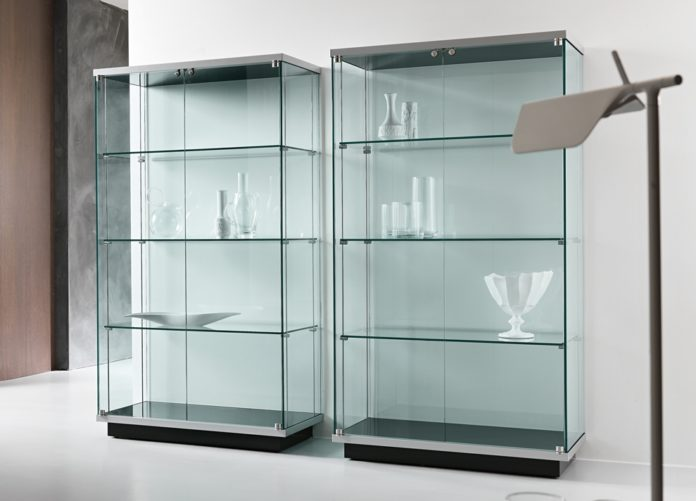 Cabinets Glass 4 Homes