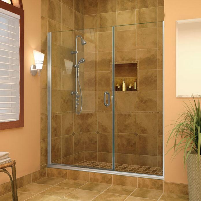 Frame-less Shower Doors | Glass 4 Homes