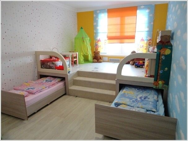Kids Bedroom Ideas For Small Rooms - Glass 4 Homes